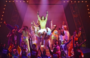 """Joseph and the Amazing Technicolor Dreamcoat"" at Beef & Boards Dinner Theatre"