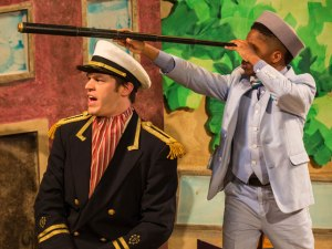 """Stuart Little"" at the Indiana Repertory Theatre"