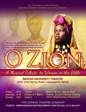 O Zion